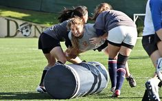 A group of girls from SF State and USF has taken up the international sport of rugby, defying stereotypical gender roles in the process.