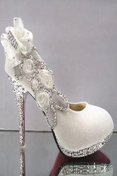 Wedding High Heels For women Glitter Wedding Shoes, Colorful Wedding Shoes, Wedding High Heels, Bridal Wedding Shoes, Ladies Wedding Shoes, Wedding Dresses, Groom Shoes, Bride Shoes, Women's Pumps
