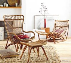 Roost Lars Rattan Collection – Modish Store