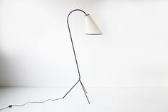 FRENCH TRIPOD FLOOR LAMP 1950 https://www.galerie44.com/