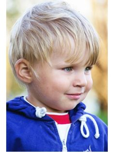 Styles for Boys Long Hair (under 5 Children's Hair Styles)