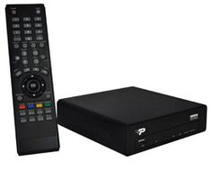 Patriot Box Office 1080p High-Definition Media Player PCMPBO25 (Black)