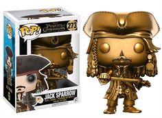 First Look at the Pirates of the Caribbean Dead Men Tell No Tales Pop Vinyls - POPVINYLS.COM