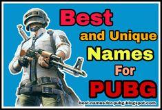 best names for pubg Nicknames For Girls, Funny Nicknames, Funny Names, Good Girl Names, Unique Girl Names, Cool Names, Best Gamer Names, New Names, Joker Name