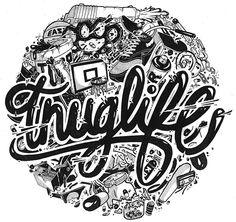 Thuglife on Behance