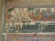 Rajasthan tour operators Poddar Haveli – A Place with Wonderful Paintings in Nawalgarh