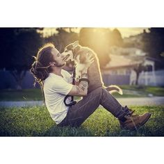 Foto do @tiago_muchaki com seu cachorro. Via Instagram com a hashtag #Timberland_br