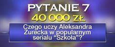Milionerzy - SZKOLNA edycja.