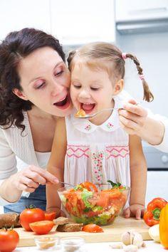 Gesunde Ernährung für Kinder - Welche Nahrung ist verboten, welche nicht?  - http://freshideen.com/trends/gesunde-ernahrung-fur-kinder.html