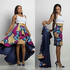 100 Latest Ankara Styles 2020 for High Class Beautiful Ladies. Beautiful Ankara Styles Beauty is everything in the world today and as a lady, Ankara African Fashion Designers, African Inspired Fashion, Latest African Fashion Dresses, African Print Fashion, Africa Fashion, Fashion Prints, African Print Skirt, African Print Dresses, African Dress