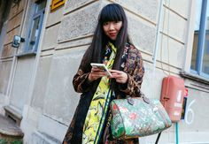 Street Style Is the Latest Update to the Vogue Runway App - Vogue