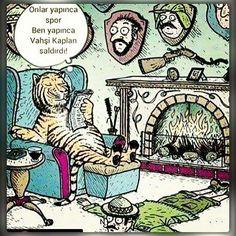 #karikatür #karikatur #komik #mizah #erkek #adam #aslan #kaplan #hayvan #vahşi #spor #avcı http://turkrazzi.com/ipost/1523396986120103381/?code=BUkMXzRluXV