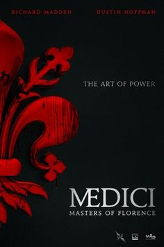 12-15-16 My next series to watch on Netflix Medici, Masters of Florence. Starting tonight.
