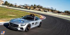 AMG GT S F1 Safety Car