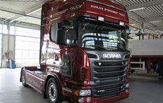 The Scania R730