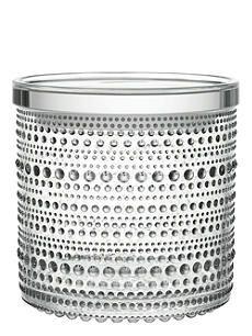 SKANDIUM Iittala kastehelmi glass jar