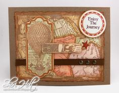 JustRite Papercraft May Release - Explore Vintage Labels Four cling stamps, The Journey Background stamp & Monogram Your Journey clear stamps masculine card by Sheri Holt. Travel Cards, Graduation Cards, Circle Shape, Travel Themes, Vintage Labels, Masculine Cards, Nautical Theme, Clear Stamps, Craft Tutorials