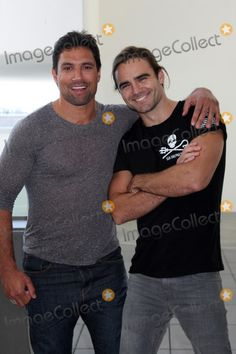Crixus and Gannicus