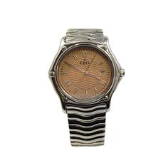 Beckers Jewelry Corp - Ebel Sportwave, Salmon Dial
