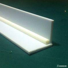 [Modelling Tip] 프라판(프라스틱 플레이트 Plastic Plate) 가공, 공작 방법 ver. 1.00 1. '프라판'으...