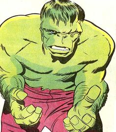 Hulk Antigo