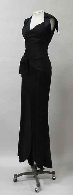 Designer: Charles James (American, born Great Britain, 1906–1978) Date: ca. 1944, possibly from an earlier design