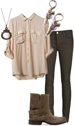 """Rick The Walking Dead"" by ebacher on Polyvore"