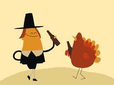 New trending GIF on Giphy. dance dancing happy illustration murder thanksgiving turkey pilgrim beer gifs. Follow Me CooliPhone6Case on Twitter Facebook Google Instagram LinkedIn Blogger Tumblr Youtube