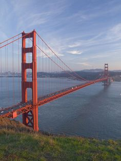 Golden Gate Bridge San Francisco, CA-Have driven across this bridge many times on different trips to No. CA