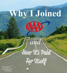 AAA, so much more then roadside assistance  It can really help you save on Road Trips and more.