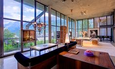 Zermatt Loft - Luxury Catered Chalet in Zermatt