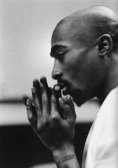 "t-u-p-a-c: ""19 years ago, the world lost one of it's most talented and brightest stars, Tupac will forever live on. God bless the Shakur family, I love and miss you! """