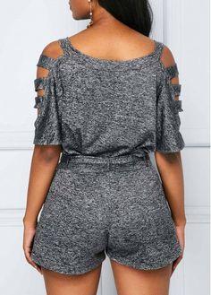 Stylish Plus-Size Fashion Ideas – Designer Fashion Tips Casual Outfits, Cute Outfits, Fashion Outfits, Womens Fashion, Grey Fashion, Plus Size Fashion For Women, Trendy Clothes For Women, Plus Size Kleidung, Fashion Sewing