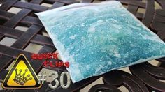 Everybody needs an ice pack at some point or another, and you can put together a home made version that won't leak when it melts with a few simple ingredients.