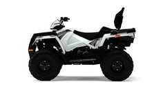 New 2017 Polaris Sportsman® Touring 570 EPS ATVs For Sale in Wisconsin. CALL FOR CURRENT PRICING AND PROGRAMS!! FINANCING AVAILABLE!! HUGE PARTS, ACCESSORIES, AND APPAREL DEPT ALONG WITH AWARD WINNING SERVICE DEPARTMENT. WE WELCOME TRADE INS AND BUY ALL MAKES OF ON ROAD AND OFF ROAD MOTORCYCLES ATV UTV SCOOTERS SNOWMOBILES. WE ARE YOUR 1 STOP SHOP FOR ALL OF YOUR POWERSPORTS NEEDS WHITE LIGHTNING Integrated passenger seat system Variable assist Electronic Power Steering (EPS) On-demand…