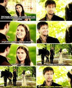 [gifset] #2x07 #ThePrinceOfTheBlood #Kennash... I like them building this relationship up