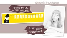 Freundebuch-Eintrag: Nadine Huss von andereseite