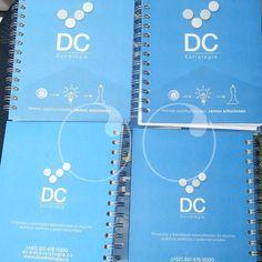 Cuadernos Corporativos! #Cuadernos #MaterialCorporativo #Papeleria #WooHoo #Ideas #Diseño