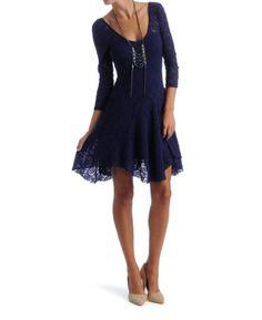 Free People 'Katya' Lace Dress