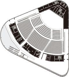 Image 23 of 31 from gallery of Aula Medica / Wingårdh Arkitektkontor. Fourth Floor Plan