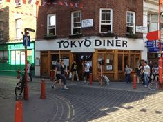 Tokyo Diner in Chinatown, 2 Newport Pl, Chinatown, Greater London, WC2H 7JP