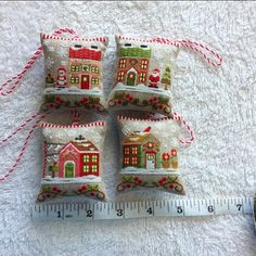 Aren't these adorable?countrycottageneedleworks