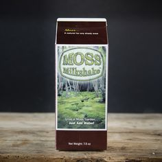 Moss Milkshake from VILLAGERS