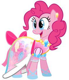 Pinkie Pie - The Mane Dress Project by *KibbieTheGreat on deviantART