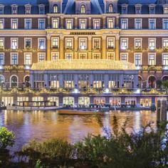 1x overnachting en ontbijt voor twee in het Amstel hotel t.w.v. €450 - Winter Weggeefmaand - GLAMOUR Nederland