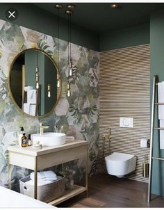 Small Bathroom Renovations 601863937691957017 - The Tropical Deco Room by Benjamin Decoceram Source by Bad Inspiration, Bathroom Inspiration, Interior Inspiration, Modern Bathroom Design, Bathroom Interior Design, Minimal Bathroom, Eclectic Bathroom, Bathroom Designs, Bathroom Spa