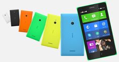 The Nokia X will not be updated to new platform X 2.0