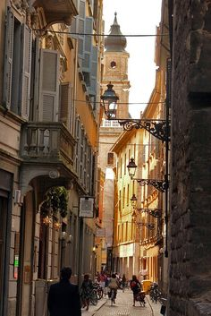 Parma is a city in the Italian region of Emilia-Romagna famous for its prosciutto, cheese, architecture and surrounding countryside. This is the home of the University of Parma, one of the oldest universities in the world