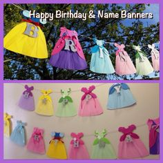 A personal favorite from my Etsy shop https://www.etsy.com/listing/250746447/happy-birthday-name-princess-dress