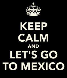 Keep Calm & Go To Mexico for alternative cancer care